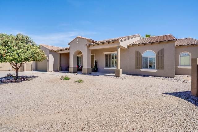 14128 E Anacapa Drive, Vail, AZ 85641 (MLS #22008363) :: The Property Partners at eXp Realty