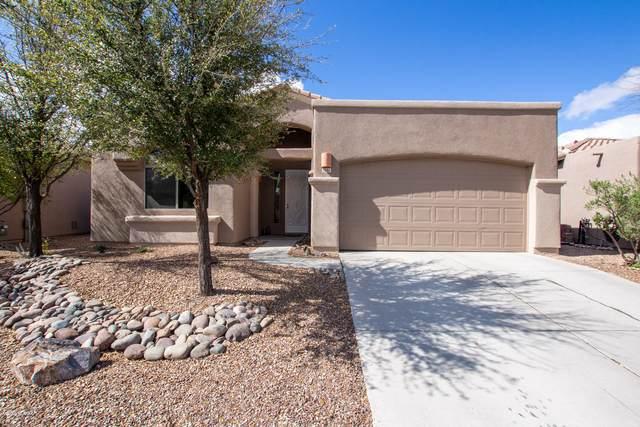 7561 W Pepper Ridge Road, Tucson, AZ 85743 (#22008371) :: Long Realty - The Vallee Gold Team
