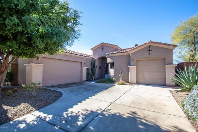 6295 N Via Jaspeada, Tucson, AZ 85718 (#22008373) :: Long Realty - The Vallee Gold Team