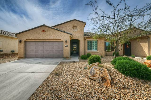 853 Broken Hills Drive, Sahuarita, AZ 85614 (MLS #22008375) :: The Property Partners at eXp Realty