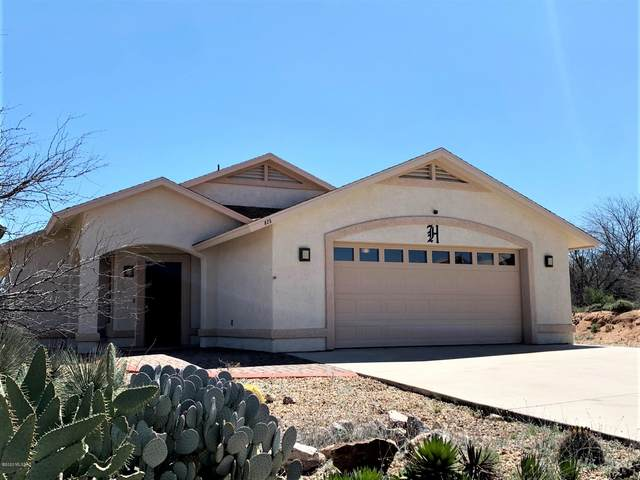 825 S Ridge Drive, Benson, AZ 85602 (#22008378) :: Luxury Group - Realty Executives Arizona Properties