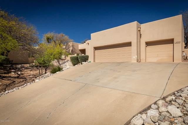 4865 N Ventana Ridge Place, Tucson, AZ 85750 (#22008392) :: Long Realty - The Vallee Gold Team