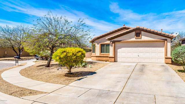 3690 S Desert Motif Road, Tucson, AZ 85735 (#22008395) :: Long Realty - The Vallee Gold Team