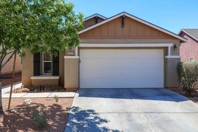 8377 W Redshank Drive, Tucson, AZ 85757 (#22008399) :: Long Realty - The Vallee Gold Team