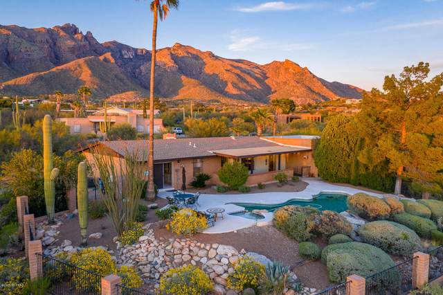 6841 N Table Mountain Road, Tucson, AZ 85718 (#22008401) :: Long Realty - The Vallee Gold Team