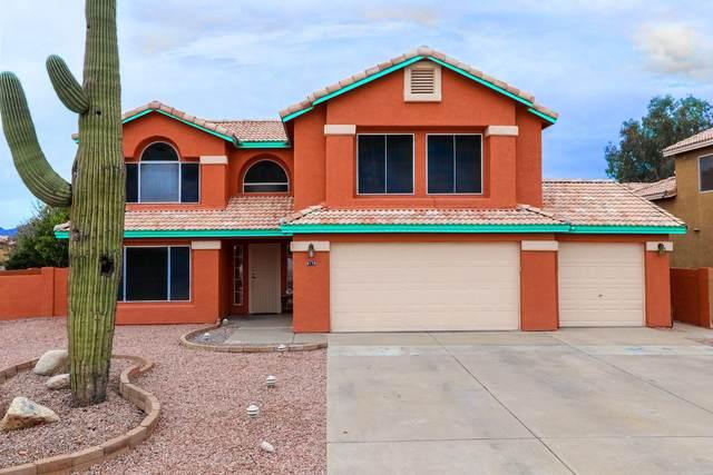 8170 N Pocono Way, Tucson, AZ 85743 (#22008408) :: Long Realty - The Vallee Gold Team