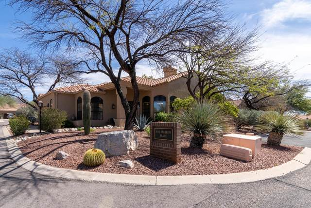 7020 E Fox Sparrow Place, Tucson, AZ 85750 (#22008413) :: Long Realty - The Vallee Gold Team