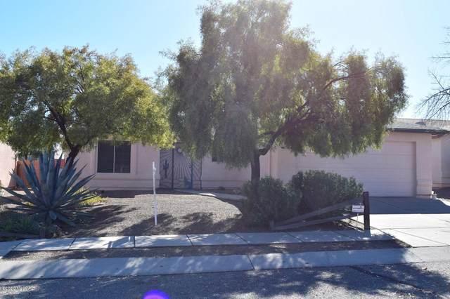 9004 E Pomegranate Street, Tucson, AZ 85730 (#22008425) :: Tucson Property Executives