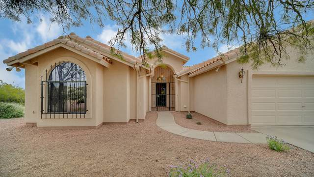 1650 W Twin Buttes Road, Sahuarita, AZ 85629 (MLS #22008426) :: The Property Partners at eXp Realty