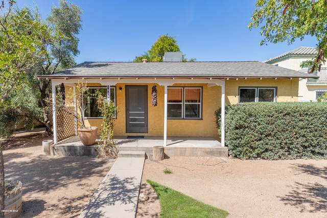 1429 E Mabel Street, Tucson, AZ 85719 (#22008430) :: Long Realty - The Vallee Gold Team