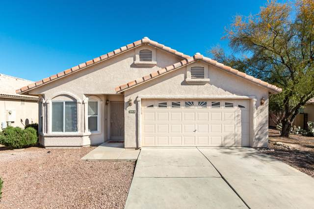 2262 W Silverbell Oasis Way, Tucson, AZ 85745 (#22008434) :: Long Realty - The Vallee Gold Team