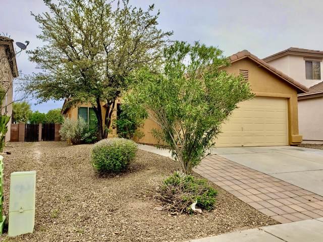6847 S Cottontail Run Avenue, Tucson, AZ 85756 (#22008435) :: Tucson Property Executives