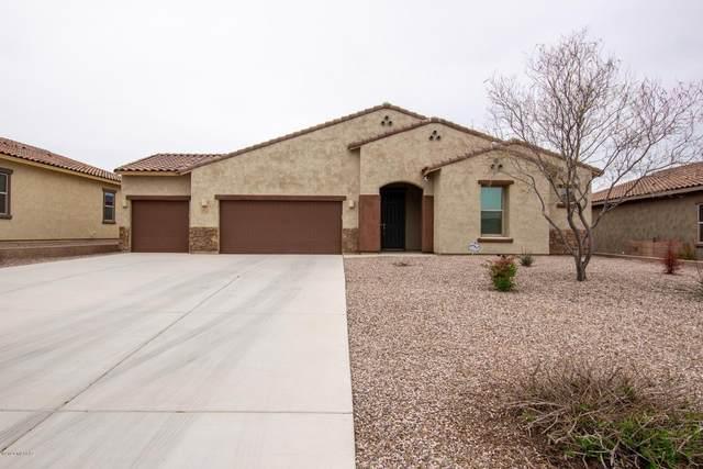 5912 W Yuma Mine Ci Circle, Tucson, AZ 85743 (#22008439) :: Long Realty - The Vallee Gold Team