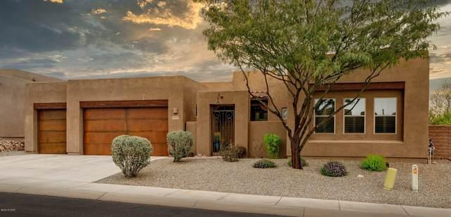 12594 N Fallen Shadows Drive, Marana, AZ 85658 (#22008448) :: Tucson Property Executives