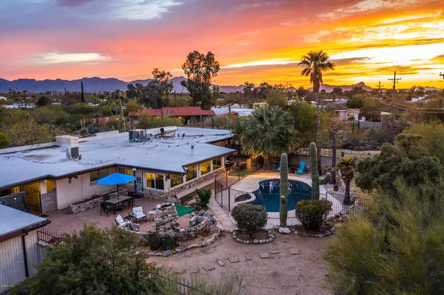 842 W San Martin Drive, Tucson, AZ 85704 (#22008450) :: Long Realty - The Vallee Gold Team