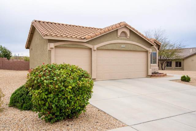 10782 S Van Trap Spring Drive, Vail, AZ 85641 (#22008459) :: Long Realty - The Vallee Gold Team