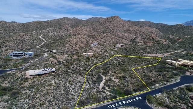 12655 E Roger Road #10, Tucson, AZ 85749 (#22008471) :: The Josh Berkley Team