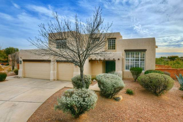 5436 N Crescent Ridge Drive, Tucson, AZ 85718 (#22008481) :: Long Realty - The Vallee Gold Team