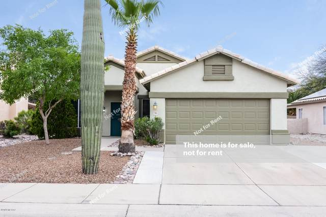 7765 W Summer Sky Drive, Tucson, AZ 85743 (#22008484) :: Long Realty - The Vallee Gold Team