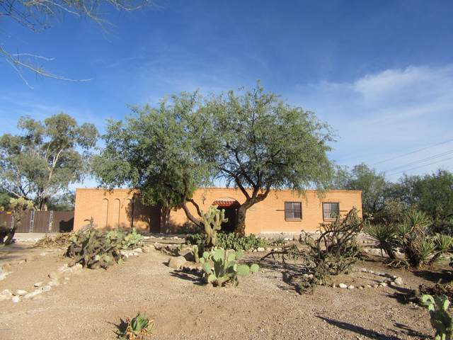 3400 N Tonto Place, Tucson, AZ 85750 (#22008488) :: Tucson Property Executives