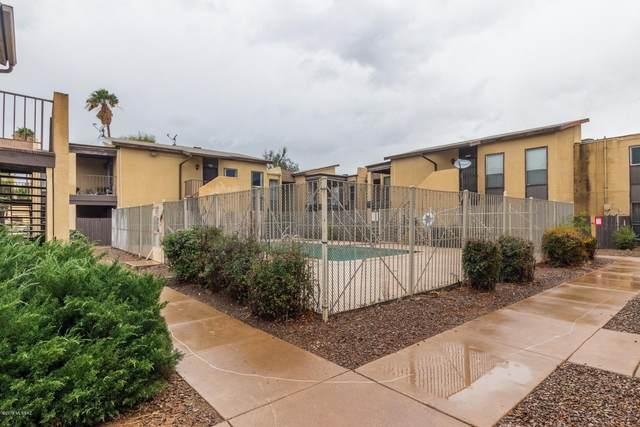 1620 N Wilmot Road E156, Tucson, AZ 85712 (#22008495) :: Long Realty - The Vallee Gold Team