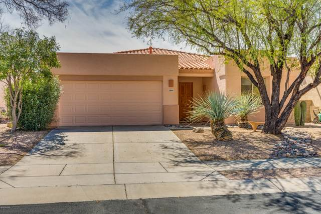 9896 E Sterling View Drive, Tucson, AZ 85749 (#22008498) :: The Josh Berkley Team