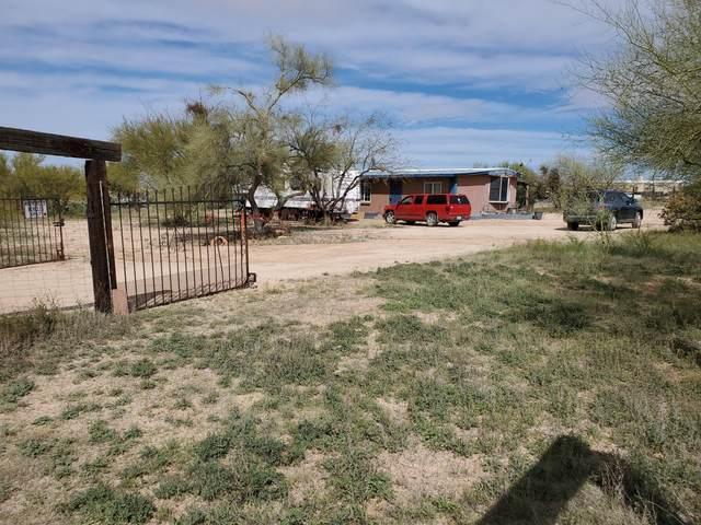 12807 S Rustic Desert Lane, Tucson, AZ 85736 (#22008503) :: Long Realty - The Vallee Gold Team