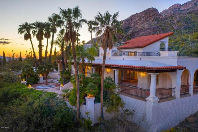 5372 E Mission Hill Drive, Tucson, AZ 85718 (#22008506) :: Long Realty - The Vallee Gold Team