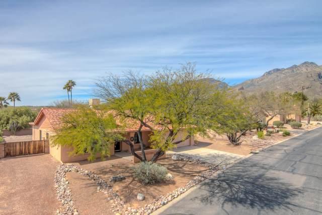 5669 N Via Umbrosa, Tucson, AZ 85750 (#22008525) :: Gateway Partners | Realty Executives Arizona Territory
