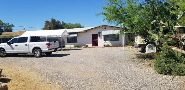 115 E Limberlost Drive, Tucson, AZ 85705 (#22008534) :: Long Realty - The Vallee Gold Team