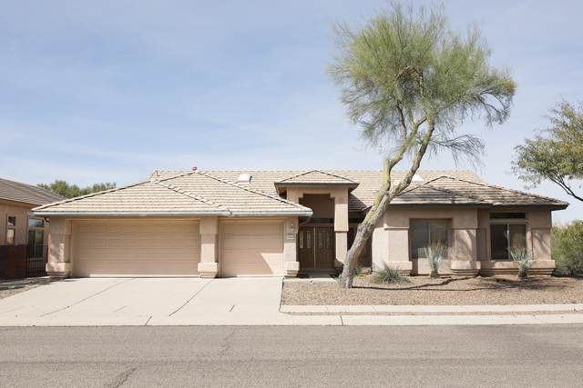 11121 N Tapestry Drive, Oro Valley, AZ 85737 (#22008536) :: Tucson Property Executives