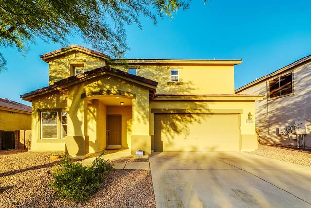 10855 S Camino San Clemente, Vail, AZ 85641 (#22008537) :: Long Realty - The Vallee Gold Team