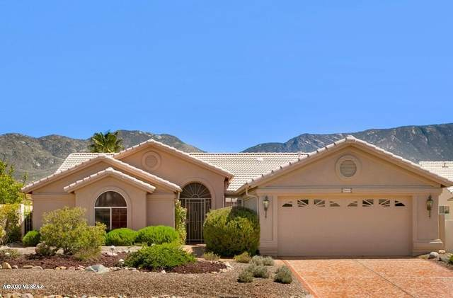 38045 S Elbow Bend Drive, Saddlebrooke, AZ 85739 (MLS #22008538) :: The Property Partners at eXp Realty