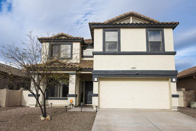 14973 S Theodore Roosevelt Way, Sahuarita, AZ 85629 (MLS #22008544) :: The Property Partners at eXp Realty