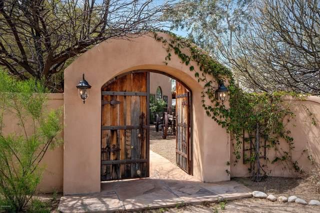 11650 E Sneller Vista Drive, Tucson, AZ 85749 (#22008565) :: The Josh Berkley Team