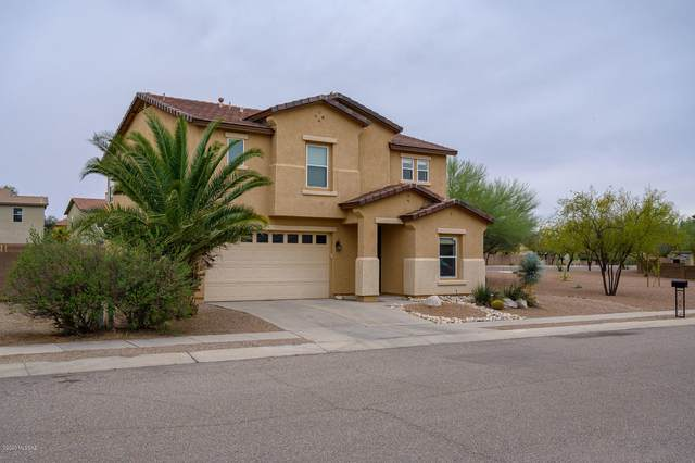 4252 E Sapphire Falls Drive, Tucson, AZ 85712 (#22008588) :: Long Realty - The Vallee Gold Team