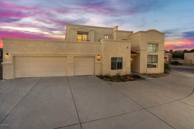 1235 N Golden Palomino Place, Tucson, AZ 85715 (#22008605) :: The Josh Berkley Team