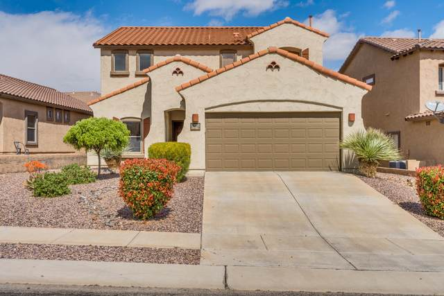 776 W Calle Valenciana, Sahuarita, AZ 85629 (MLS #22008609) :: The Property Partners at eXp Realty