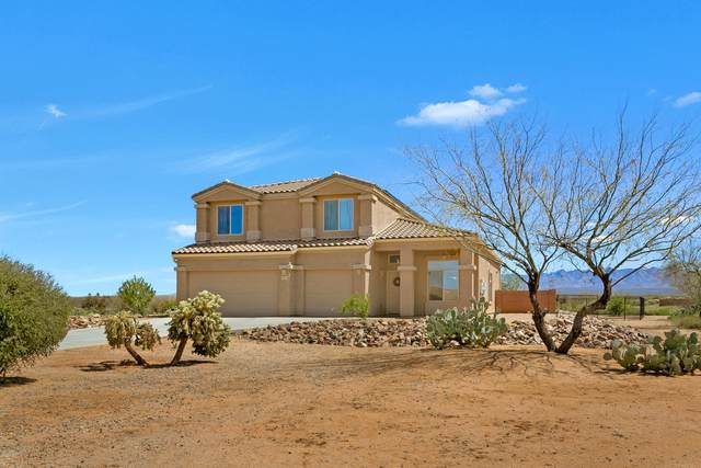 18215 S Mccone Court, Sahuarita, AZ 85629 (MLS #22008610) :: The Property Partners at eXp Realty