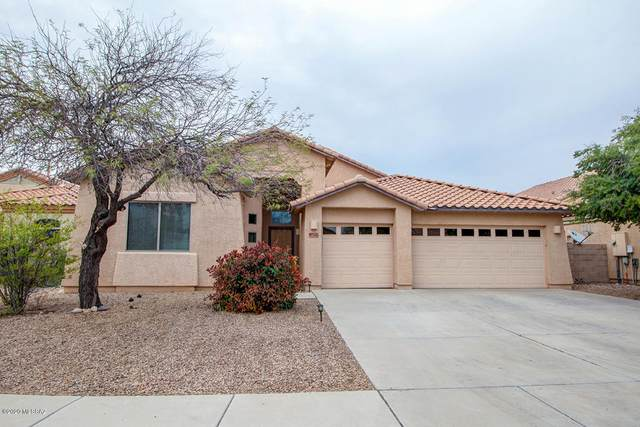 7140 W Lost Bird Drive, Tucson, AZ 85743 (#22008620) :: Long Realty - The Vallee Gold Team
