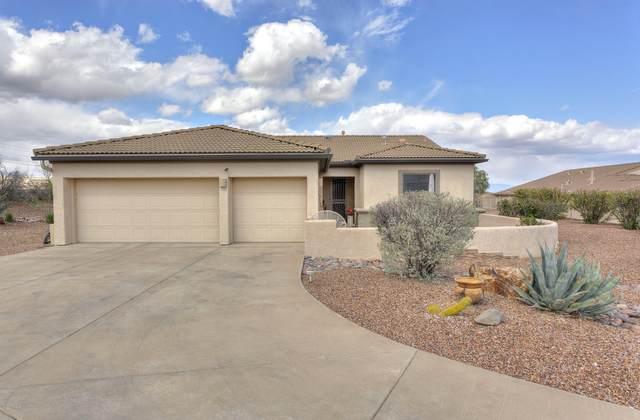 2370 W Calle Casas Lindas, Green Valley, AZ 85622 (#22008626) :: Long Realty - The Vallee Gold Team