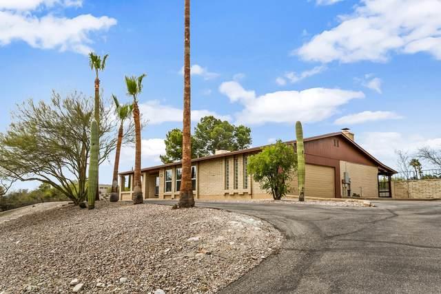 6525 E Cll De Amigos, Tucson, AZ 85750 (#22008629) :: Keller Williams