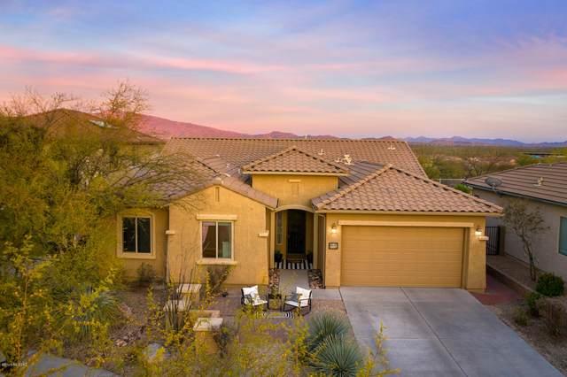 5887 S Fiorenza Place, Tucson, AZ 85747 (#22008646) :: Tucson Property Executives