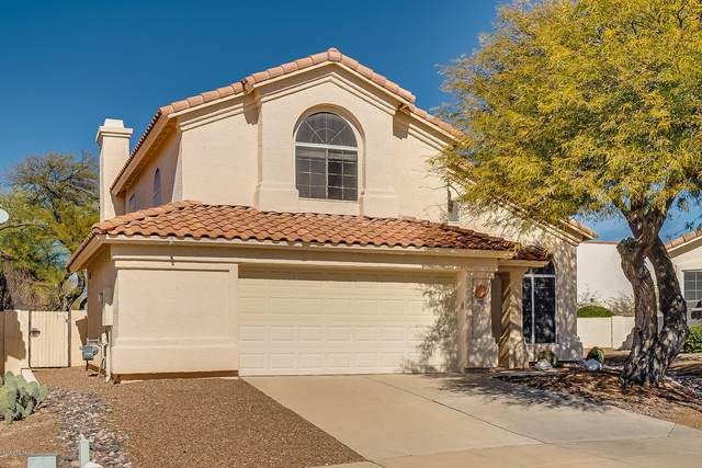 10205 E Sonoran Heights Place, Tucson, AZ 85748 (#22008647) :: The Josh Berkley Team