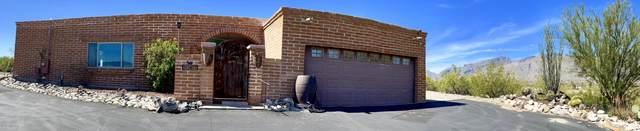 5677 E Camino Del Celador, Tucson, AZ 85750 (#22008662) :: Tucson Property Executives
