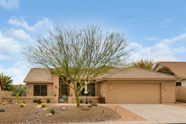 36694 S Stoney Flower Drive, Saddlebrooke, AZ 85739 (MLS #22008668) :: The Property Partners at eXp Realty