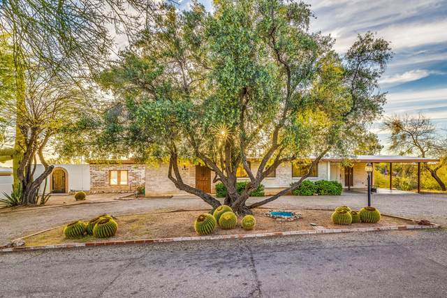 4545 N Caminito Callado, Tucson, AZ 85718 (#22008680) :: Long Realty - The Vallee Gold Team