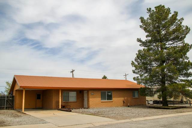 511 La Paz Street, Willcox, AZ 85643 (#22008736) :: The Local Real Estate Group | Realty Executives
