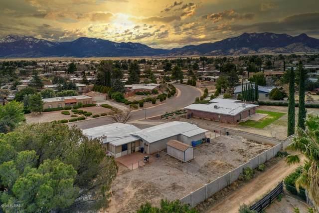 1601 Crestwood Drive, Sierra Vista, AZ 85635 (#22008749) :: The Josh Berkley Team