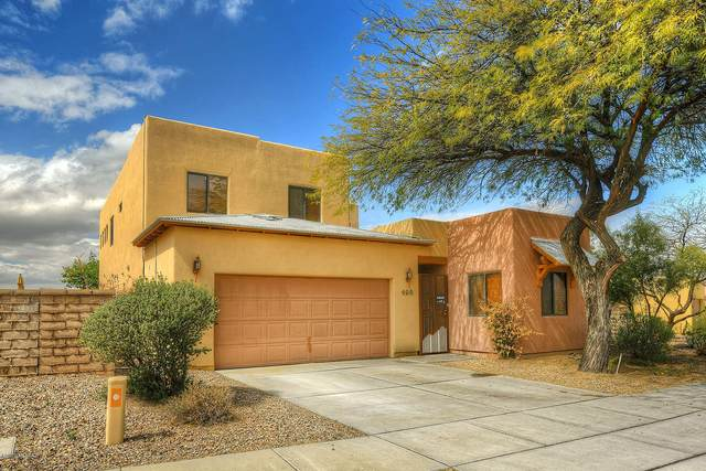 196 S Sycamore Creek Place, Tucson, AZ 85748 (#22008751) :: The Josh Berkley Team